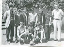 1988 cl. a VIII baieti